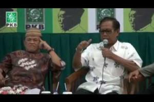 Pekerja seni dan budaya, Toto Muryadi (Tarzan) berikan Testimoni KH Abdurrahman Wahid (Gus Dur) dlm acara Haul Gus Dur ke - 5