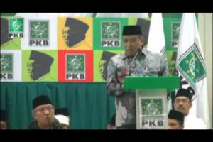 """Ceramah Ketua Umum Pengurus Besar Nahdlatul Ulama, KH Said Aqil Siradj acara puncak Haul Gus Dur ke 5, """"Gus Dur adalah Kita"""""""